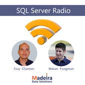 Data science show at SQL Server Radio