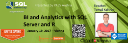 SQL Saturday Vienna 2017 Precon
